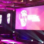 At the BAFTA Games Awards